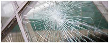 Longton Smashed Glass